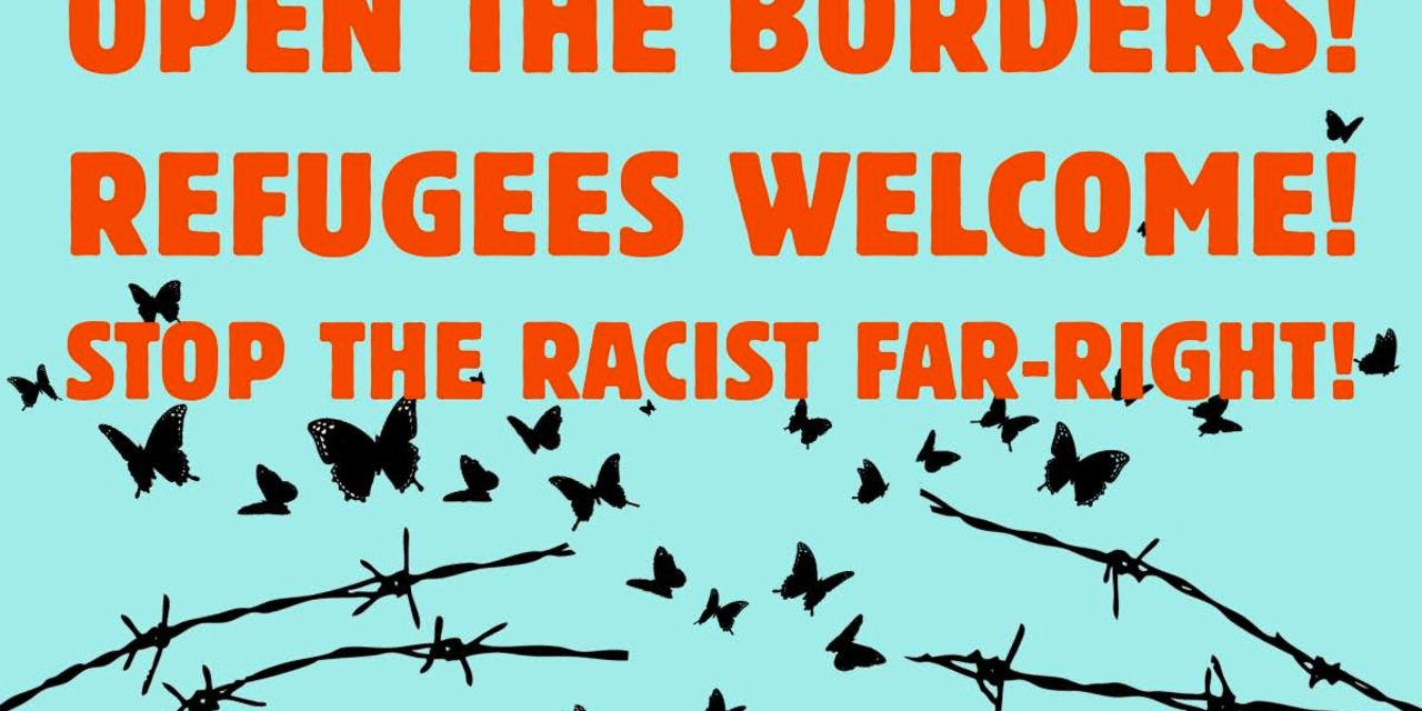 open the borders